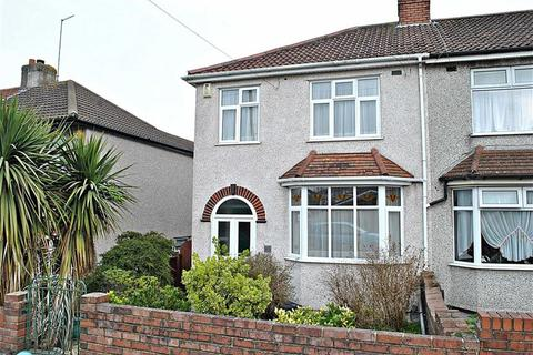 3 bedroom end of terrace house for sale - Church Road, Kingswood, Bristol