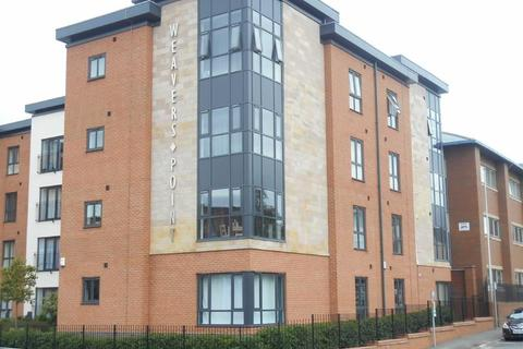 2 bedroom apartment to rent - Weavers Point, Derby, Derbyshire