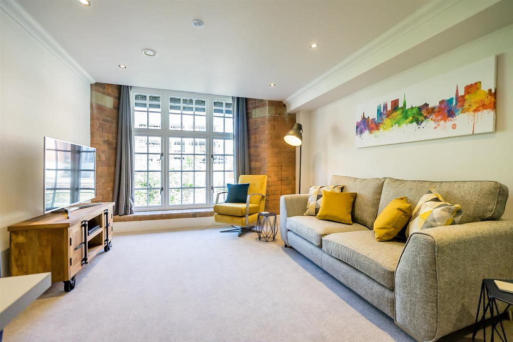 navigation road, york 1 bed apartment for sale - 230,000