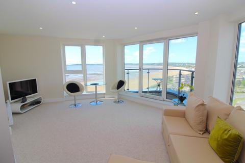2 bedroom apartment to rent - Meridian Tower, Maritime Quarter, Swansea
