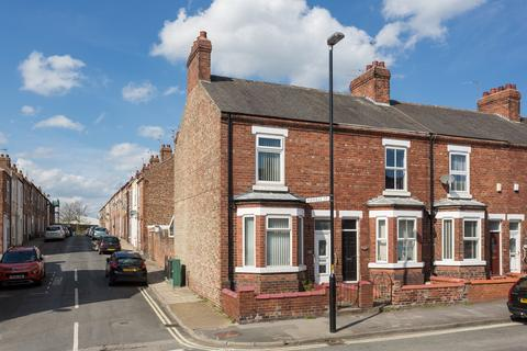 2 bedroom terraced house for sale - Huntington Road, York, YO31