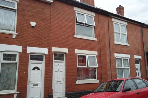 3 bedroom terraced house to rent - Scott Street, Derby DE23
