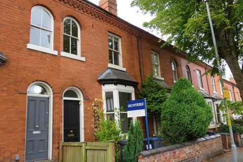 4 bedroom terraced house to rent - Albany Road, Harborne, Birmingham, B17 9JX