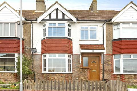 3 bedroom terraced house for sale - Hollingbury Rise, Brighton, East Sussex, BN1