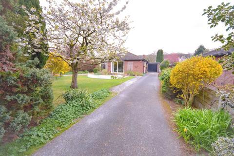 3 bedroom bungalow for sale - TULWORTH ROAD, POYNTON