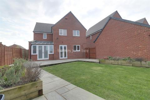 4 bedroom detached house for sale - Barnfield Close, Leighton