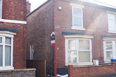 2 bedroom semi-detached house to rent - Severn Street, Alvaston, Derby DE24