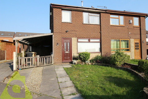 3 bedroom semi-detached house to rent - Collingwood Way, Westhoughton, Bl5 3TS