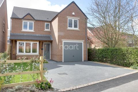 4 bedroom detached house for sale - Jolly Farmers Lane, Shepshed