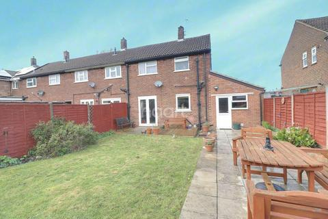 2 bedroom end of terrace house for sale - Stopsley