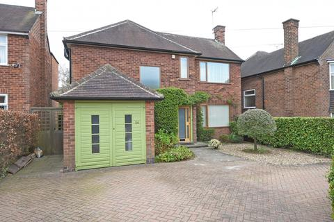 4 bedroom detached house for sale - Thornhill Close, Bramcote, NG9 3FS