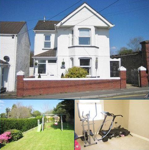 3 bedroom detached house for sale - Oakfield St, Pontarddulais
