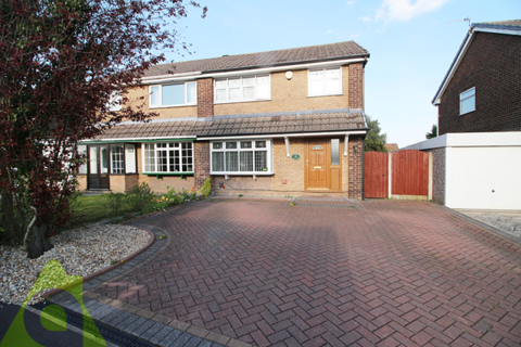 3 bedroom semi-detached house for sale - Megfield, Westhoughton, BL5 2JA