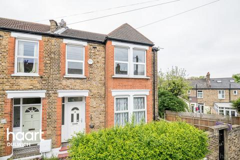 3 bedroom end of terrace house for sale - Francemary Road, Brockley
