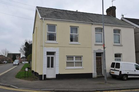 3 bedroom semi-detached house for sale - 52 Bolgoed Road, Pontarddulais, Swansea, City And County of Swansea. SA4 8JF