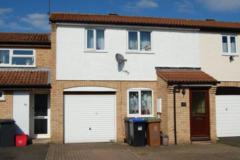 2 bedroom terraced house for sale - Lincoln Way, Stefen Hill, Daventry NN11 4SU