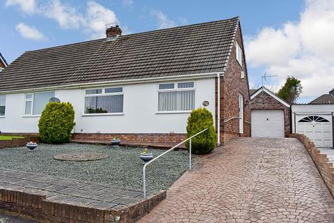 3 bedroom semi-detached bungalow for sale - Park Court Road, Bridgend. CF31 4BP
