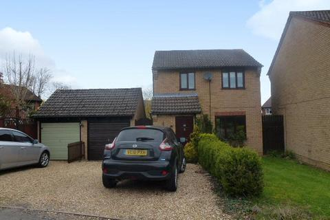 3 bedroom detached house to rent - Vienne Close, Northampton, NN5