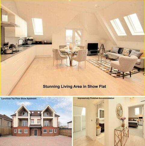 2 bedroom apartment to rent - Wickham Road, Shirley