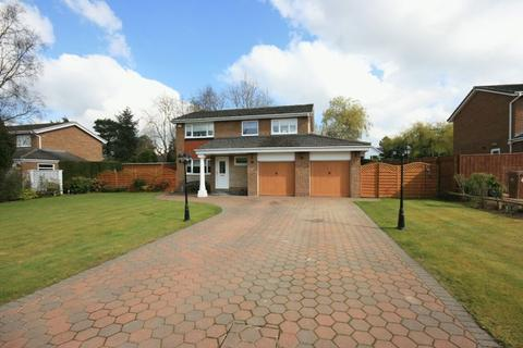 4 bedroom detached house for sale - Linden Way, Darras Hall, Ponteland, Newcastle upon Tyne