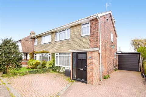 4 bedroom semi-detached house for sale - Eighth Avenue, Lancing, West Sussex, BN15