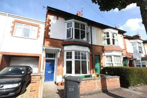 5 bedroom end of terrace house to rent - Winchester Avenue, West End, Leicester LE3
