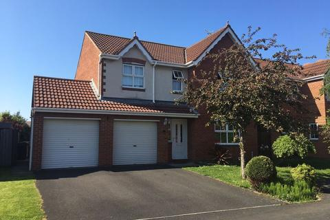 4 bedroom detached house to rent - ** HOT PROPERTY ** Holyfields, West Allotment
