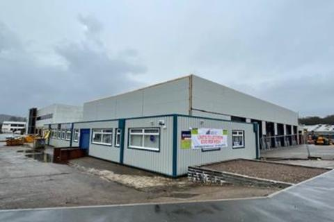 Industrial unit to rent - Unit 6 Sir Alfred Owen Way, Pontygwindy Industrial Estate, Caerphilly