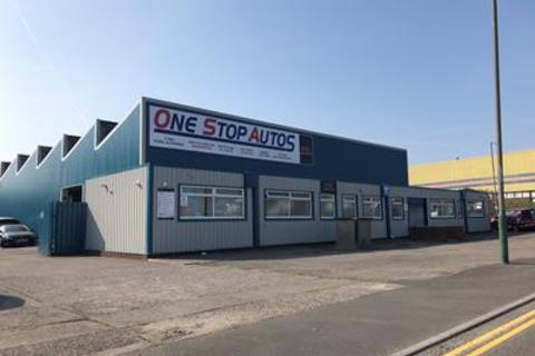 Industrial unit for sale - Unit 6 Sir Alfred Owen Way, Pontygwindy Industrial Estate, Caerphilly