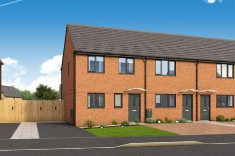 3 bedroom end of terrace house for sale - Roman Fields, Manor Drive, Peterborough, PE4