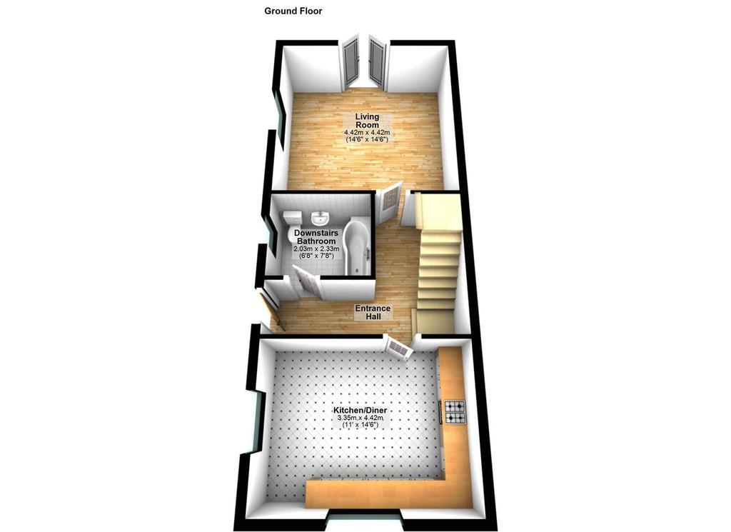 Floorplan 1 of 2: Old Barns 17 High Street, Pulloxhill   Floor 0.jpg