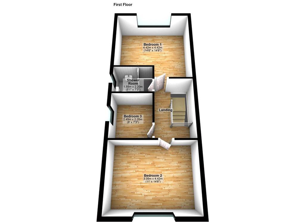 Floorplan 2 of 2: Old Barns 17 High Street, Pulloxhill   Floor 1.jpg