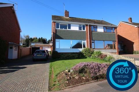 3 bedroom semi-detached house for sale - Woodbury View, St Thomas, Exeter