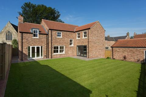 4 bedroom detached house for sale - Trinity Close, The Village, Stockton On The Forest, York