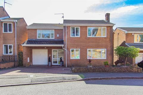 4 bedroom house for sale - Dulwich Gardens, Canton, Cardiff