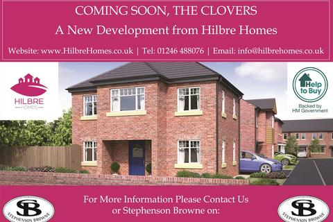 3 bedroom link detached house for sale - The Clovers, Manor Way, Crewe