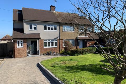 4 bedroom semi-detached house for sale - Gloucester Avenue, Moulsham Lodge, Chelmsford, CM2