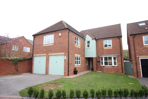 5 bedroom detached house for sale - Deeley Close, Watnall, Nottingham, NG16