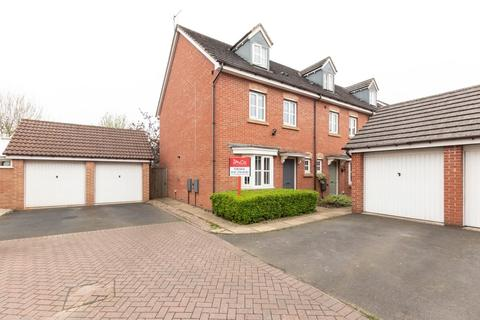 4 bedroom semi-detached house for sale - Laxton Grove, Solihull
