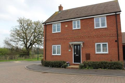3 bedroom detached house for sale - Moat House Lane, Marston Green, B37