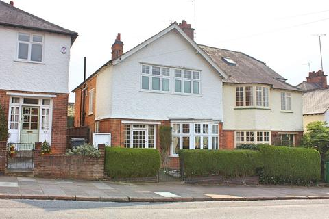 4 bedroom semi-detached house for sale - Westfield Road, Western Park, Leicester
