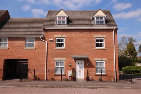 4 bedroom link detached house for sale - Johnson Road, Emersons Green, Bristol, BS16 7JG