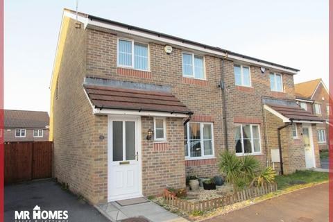 3 bedroom semi-detached house for sale - Vervain Close Westfield Park Cardiff CF5 4PL