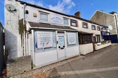 2 bedroom end of terrace house for sale - Cowbridge Road West, Cardiff, CF5 5BS