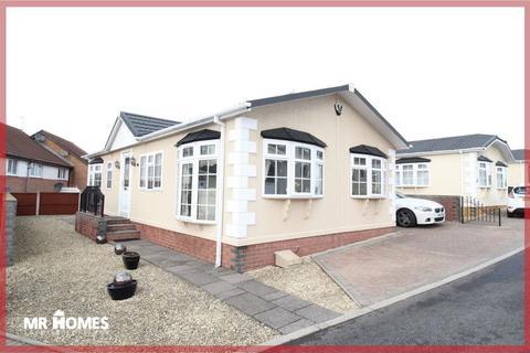 2 bedroom park home for sale - Park Avenue Cambrian Residential Park Culverhouse Cross