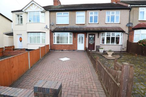 4 bedroom terraced house to rent - Sir Henry Parkes Road, Coventry, Cv5 6bj
