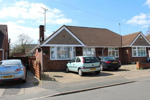 2 bedroom semi-detached bungalow for sale - Southfield Road, Duston, Northampton NN5 6HL