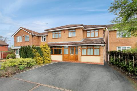 4 bedroom detached house for sale - Broadleigh Way, Crewe, Cheshire, CW2