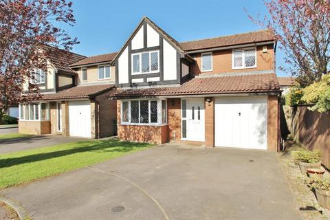 4 bedroom detached house for sale - Loyd Close, Abingdon
