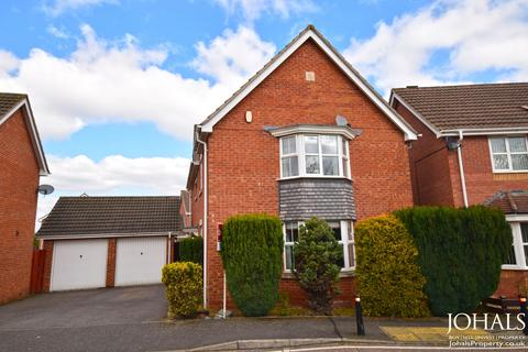4 bedroom detached house to rent -  Heritage Way,  Leicester, LE5
